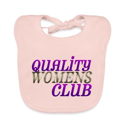 QUALITY WOMENS CLUB - Organic Baby Bibs
