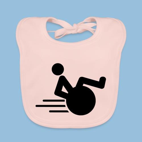 Wheelie1 - Bio-slabbetje voor baby's