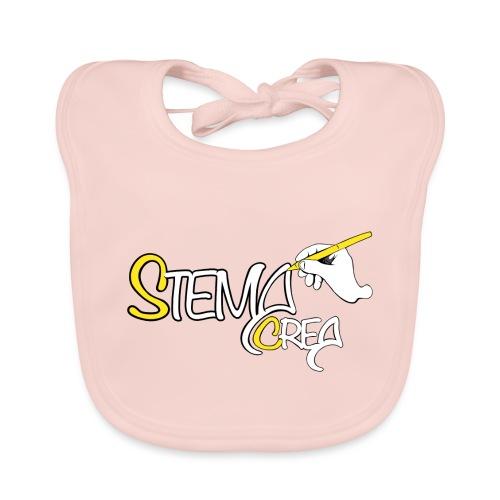 Stema CREA Logo - Bavoir bio Bébé
