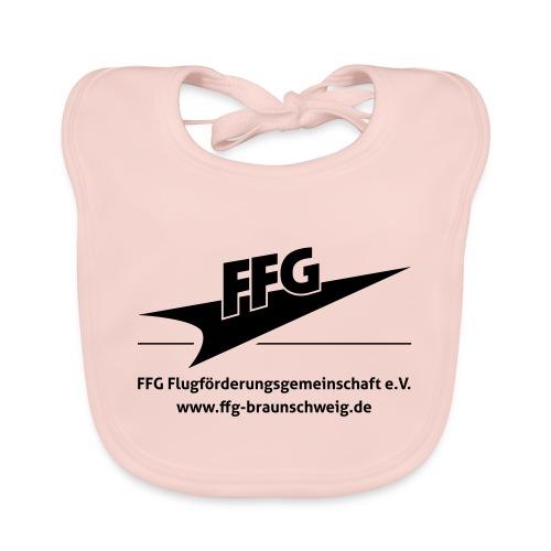 Logo_FFG_Weste - Baby Bio-Lätzchen