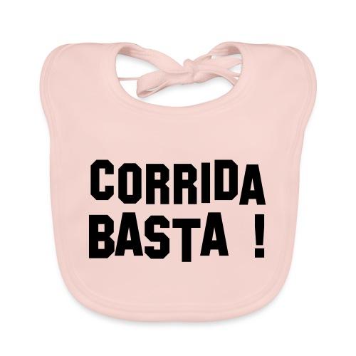 Anti-Corrida - Bavoir bio Bébé