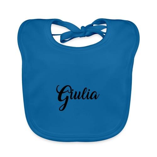giulia - Bavaglino ecologico per neonato