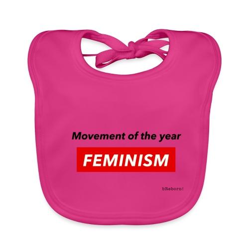 Feminism - Baby Organic Bib