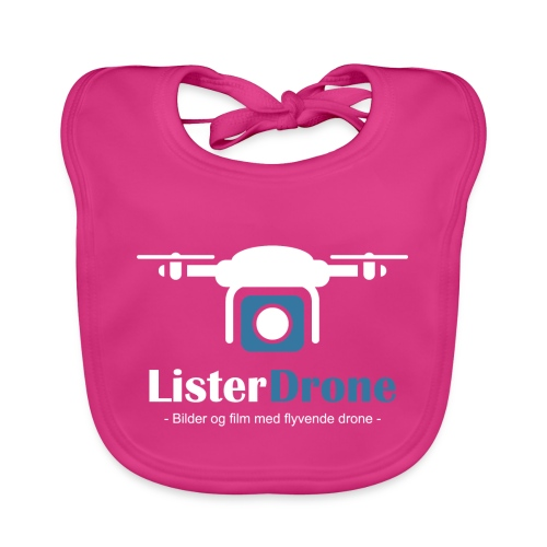 ListerDrone logo - Baby biosmekke
