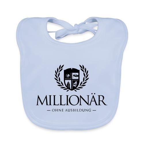 Millionär ohne Ausbildung Jacket - Baby Bio-Lätzchen