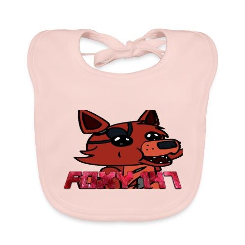 FOXY 147-PUPAZZO - Bavaglino ecologico per neonato