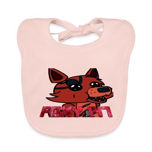 FOXY 147 - Bavaglino ecologico per neonato