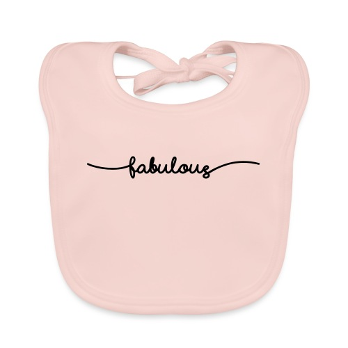 Fabulous - Bio-slabbetje voor baby's