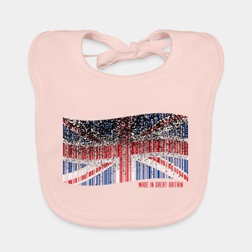 Made in Great Britain - Ekologiczny śliniaczek
