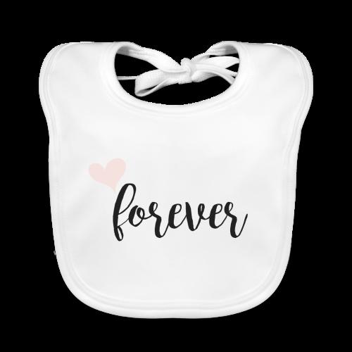 Forever Partnerlook - Baby Bio-Lätzchen