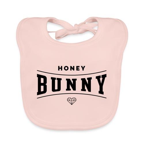 honey bunny - Ekologiczny śliniaczek
