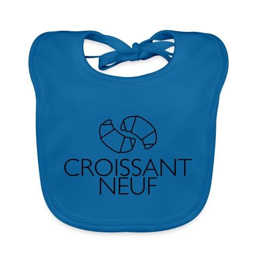 Croissaint Neuf - Bio-slabbetje voor baby's