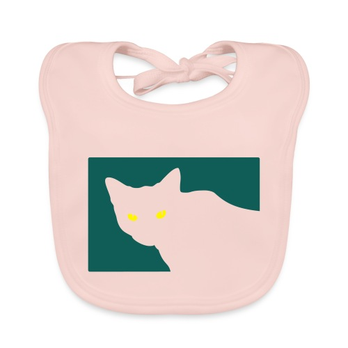 Spy Cat - Organic Baby Bibs