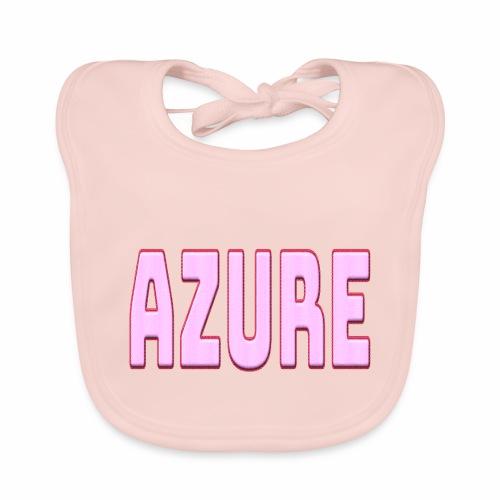 AZURE - Bavoir bio Bébé