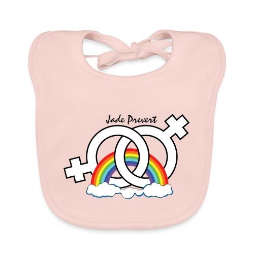 Rainbow Hom - Babero ecológico bebé