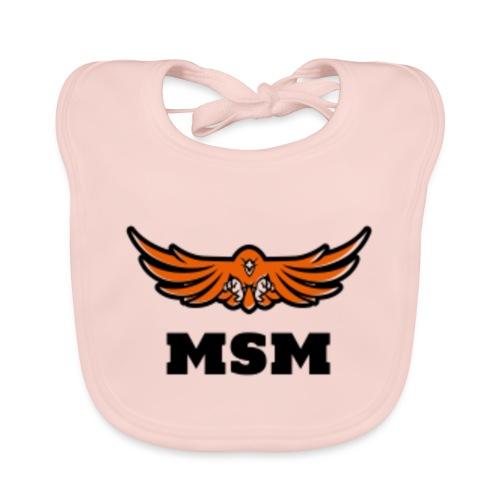 MSM EAGLE - Hagesmække af økologisk bomuld