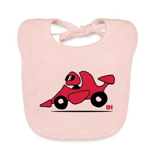 Race car - Organic Baby Bibs
