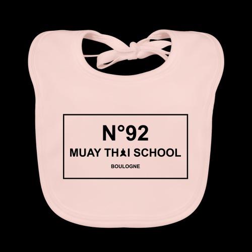 MTS92 N92 - Bavoir bio Bébé