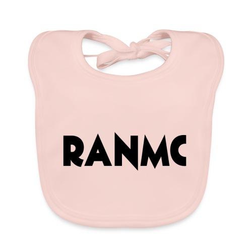 RANMC ZWART png - Bio-slabbetje voor baby's