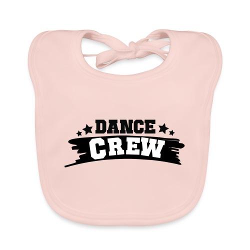 Tshit_Dance_Crew by Lattapon - Baby økologisk hagesmæk