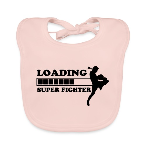 fighter loading - Bio-slabbetje voor baby's