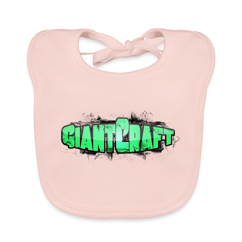 Badge - GiantCraft - Baby økologisk hagesmæk