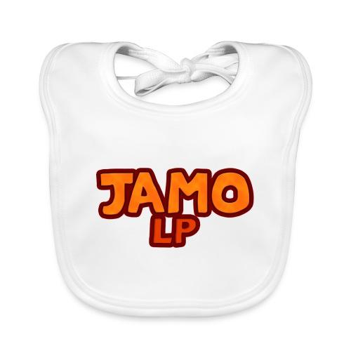 JAMOLP Logo T-shirt - Baby økologisk hagesmæk