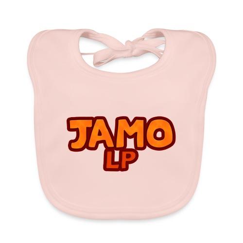 JAMOLP Logo T-shirt - Hagesmække af økologisk bomuld