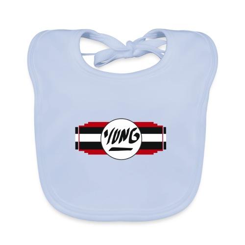 Yungstr simple Kruse longshirt - Hagesmække af økologisk bomuld