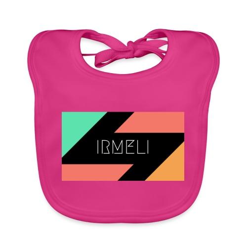 Irmelis Logo glothes - Vauvan ruokalappu