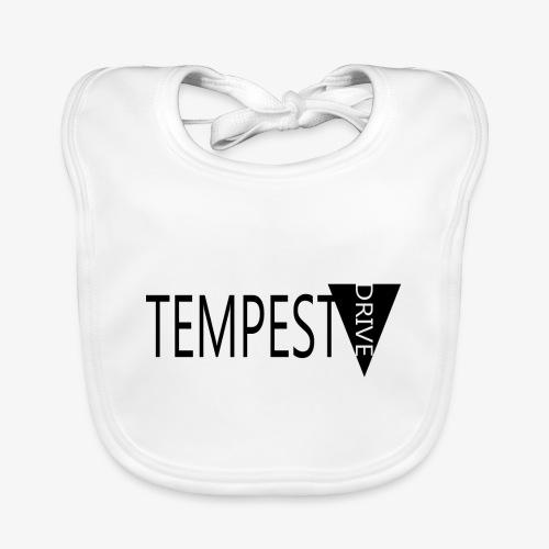 Tempest Drive: Full Logo - Hagesmække af økologisk bomuld