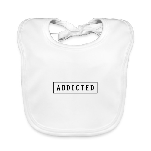 Addicted - Organic Baby Bibs