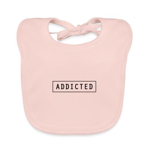 Addicted - Organic Baby Bibs