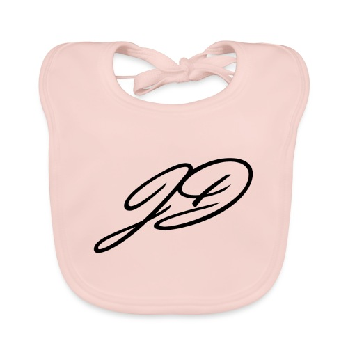Jamie Debnam Logo - Organic Baby Bibs