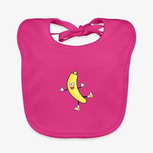 Banana - Baby Organic Bib