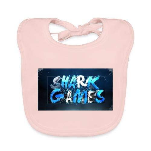 SharkGames - Bavaglino ecologico per neonato