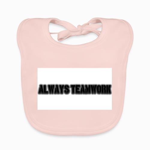 at team - Bio-slabbetje voor baby's