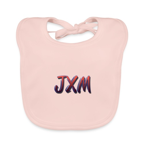 JXM Logo - Organic Baby Bibs