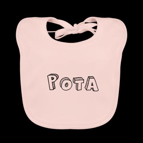 pota1 - Bavaglino ecologico per neonato