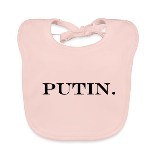 Vladimir PUTIN. - Baby Bio-Lätzchen
