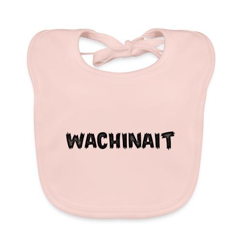 whachinait - Baby Organic Bib