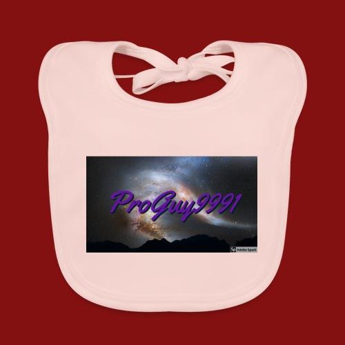 ProGuy loggan - Ekologisk babyhaklapp