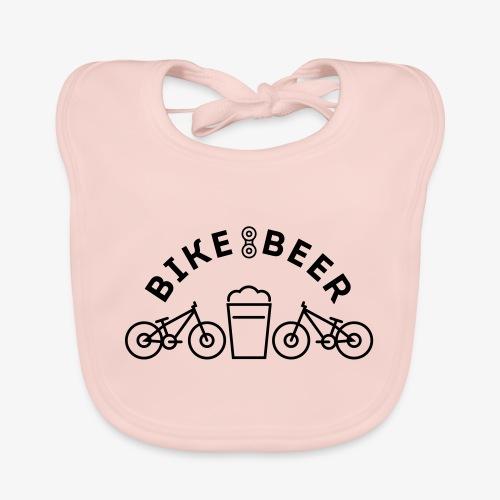 bike & beer - Bavoir bio Bébé