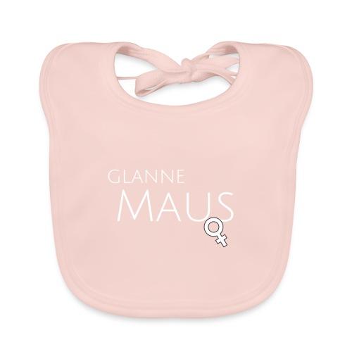 GLANNE MAUS - Baby Bio-Lätzchen
