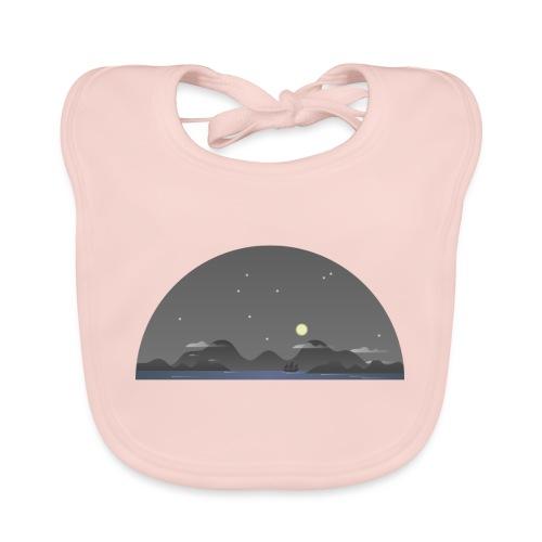 Nachthimmel - Baby Bio-Lätzchen