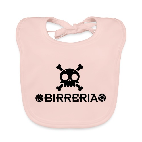 Kids Skull Birreria - Baby Bio-Lätzchen