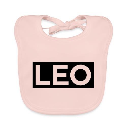 LEO - Baby økologisk hagesmæk