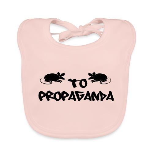 MausPropaganda (2) - Baby Bio-Lätzchen