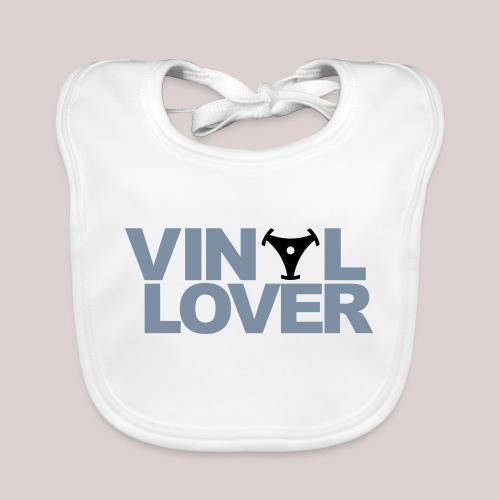 02-30-Vinyl Lover Musik DJ - Baby Bio-Lätzchen