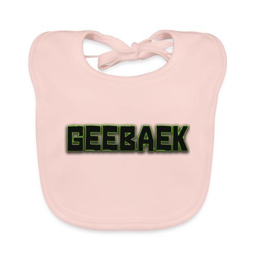 Geebaek - Hagesmække af økologisk bomuld
